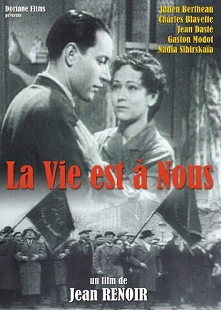 Жизнь принадлежит нам (La vie est à nous), 1936