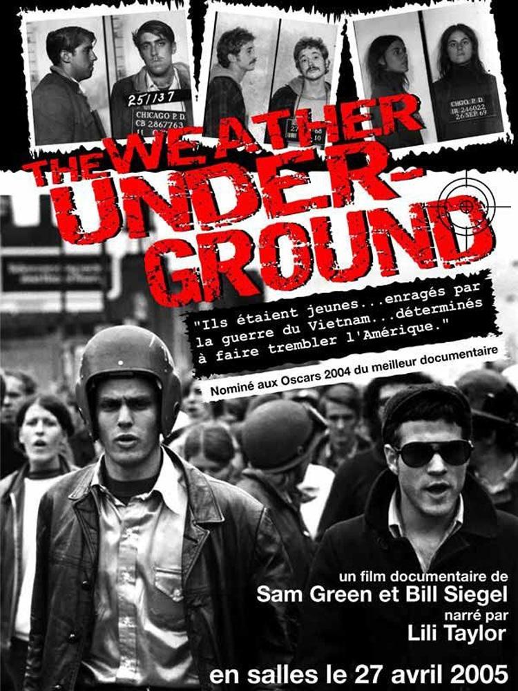 Подполье погоды (The Weather Underground), 2002