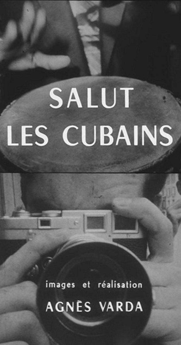 Ещё одна картина Аньес Варда, которую мы бы хотели вспомнить, перебирая её творческое наследие — это короткометражный фотофильм, посвящённый революционной Кубе, «Салют, кубинцы!