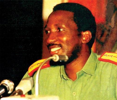 Тома Санкара: Стоящий за справедливость (Thomas Sankara: The Upright Man), 2006
