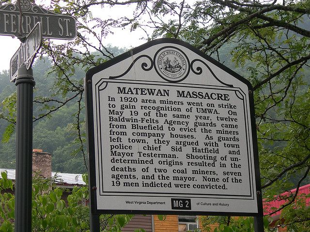 Matewan - History From Below, 2020 (английские субтитры)