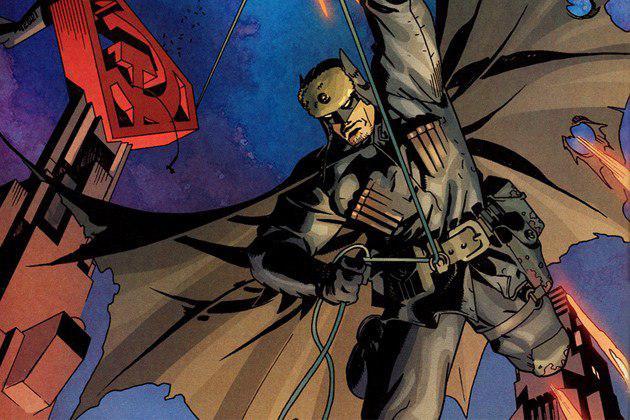 В DC Comics принялись за создание мультфильма по комиксу «Супермен: Красный сын».