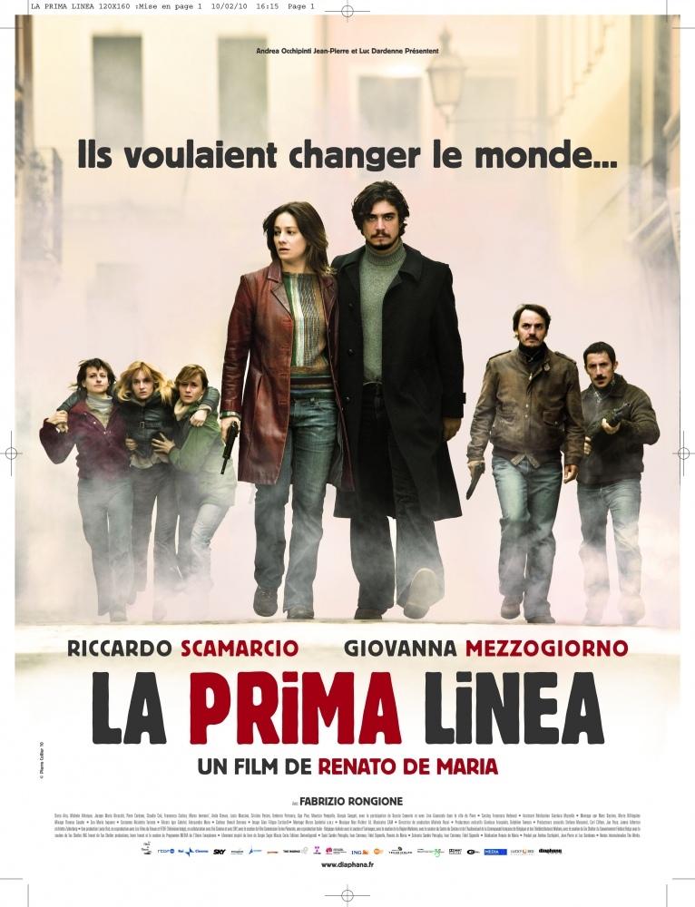 Первая линия (La prima linea), 2009