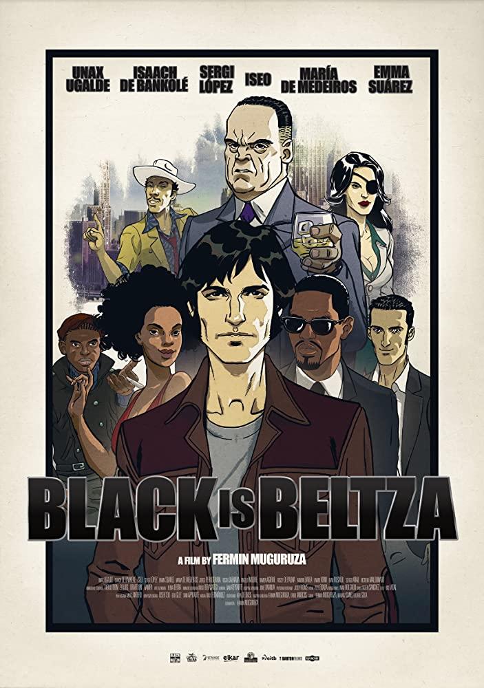 Black is Beltza, 2018 (на английском языке)