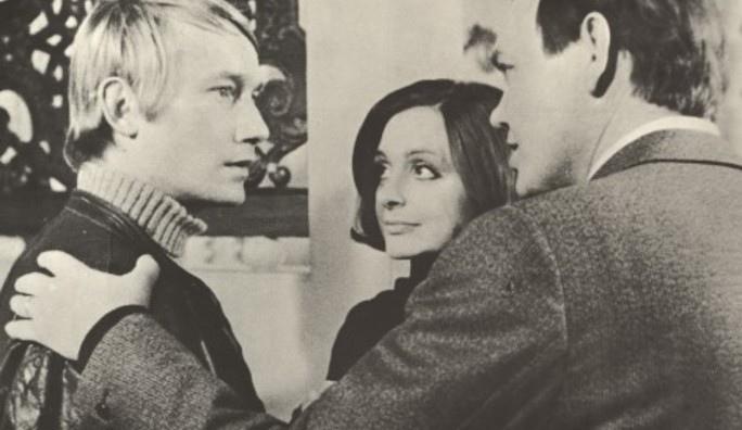 Дуэт для людоеда (Duett för kannibaler), 1969
