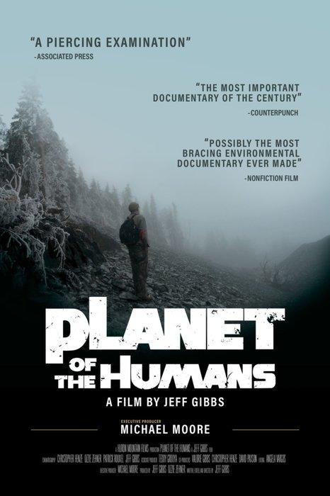 Планета людей (Planet of the Humans), 2019 (английские субтитры)