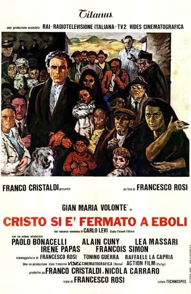 Христос остановился в Эболи (Cristo si è fermato a Eboli), 1978