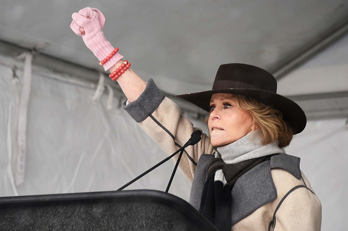 Джейн Фонда: Жизнь в пяти актах (Jane Fonda in Five Acts), 2018