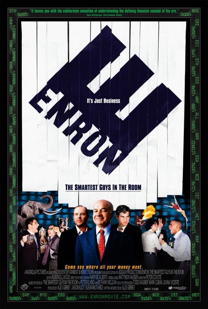 Энрон: Самые смышленые парни в комнате (Enron: The Smartest Guys in the Room), 2005 (английские субтитры)