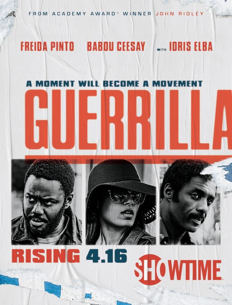 Герилья (мини-сериал) (Guerrilla), 2017 - серия 1