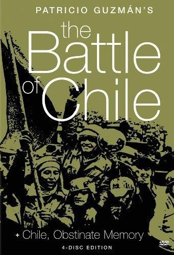 «Битва за Чили: Борьба безоружного народа» (исп.