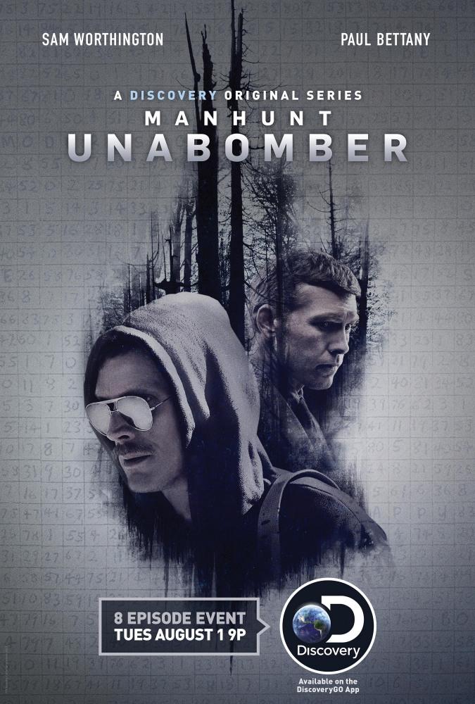 Охота на Унабомбера (мини-сериал) (Manhunt: Unabomber), 2017