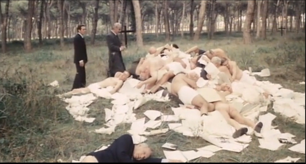 Тодо модо (Todo modo), 1976