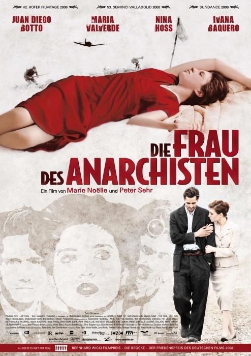 Жена анархиста (The Anarchist's Wife), 2008