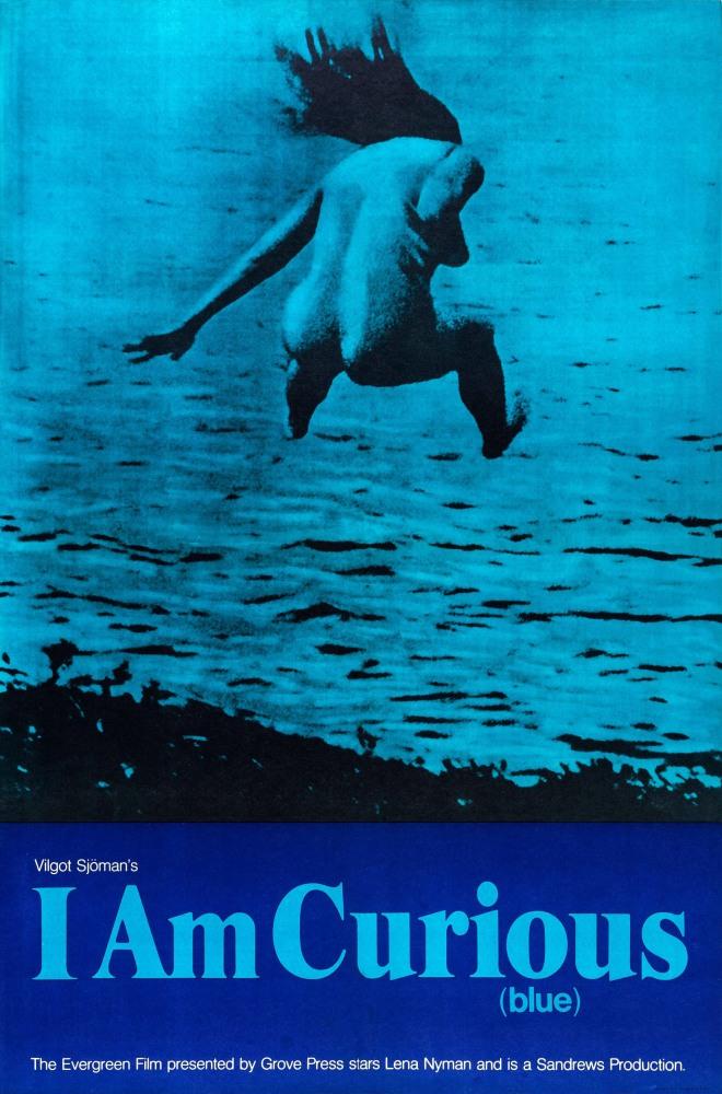 Я любопытна – фильм в синем (Jag är nyfiken - en film i blått), 1968