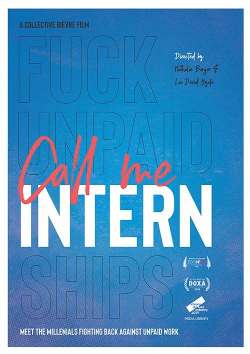 Зовите меня стажером (Call Me Intern), 2019 (на английском языке)