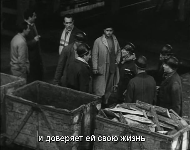О рабочем классе из фильма «Ярость» Пьера Паоло Пазолини.