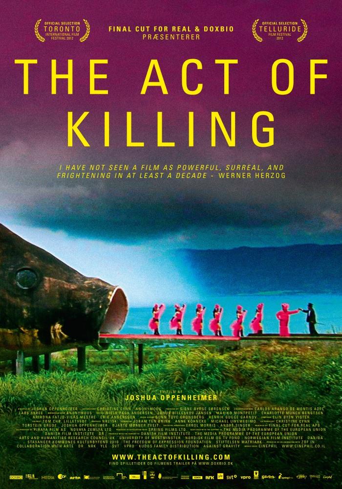 Акт убийства (The Act of Killing), 2012