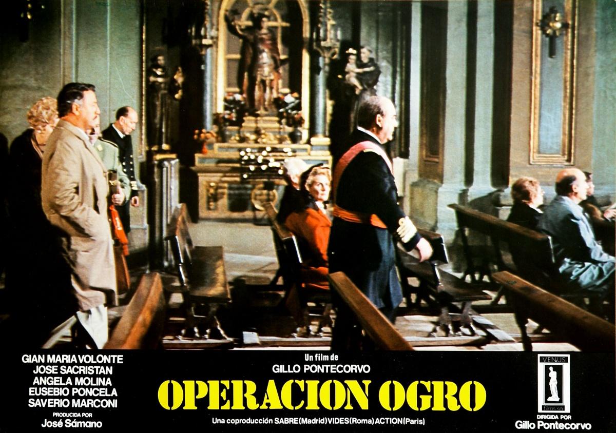 Операция «Чудовище» (Ogro), 1979