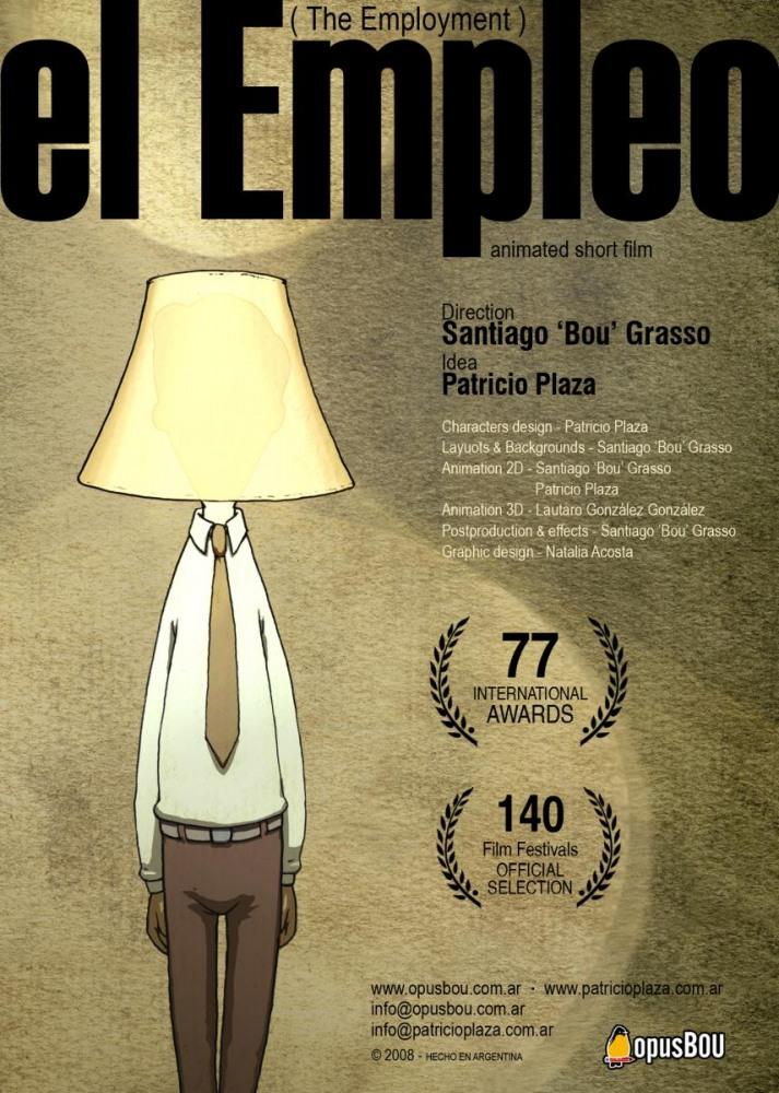Должность (El empleo), 2008