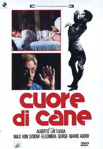 Собачье сердце (Cuore di cane), 1975