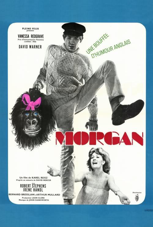 Морган: Подходящий клинический случай (Morgan: A Suitable Case for Treatment), 1966