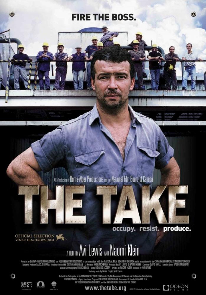 Захват (The Take), 2004