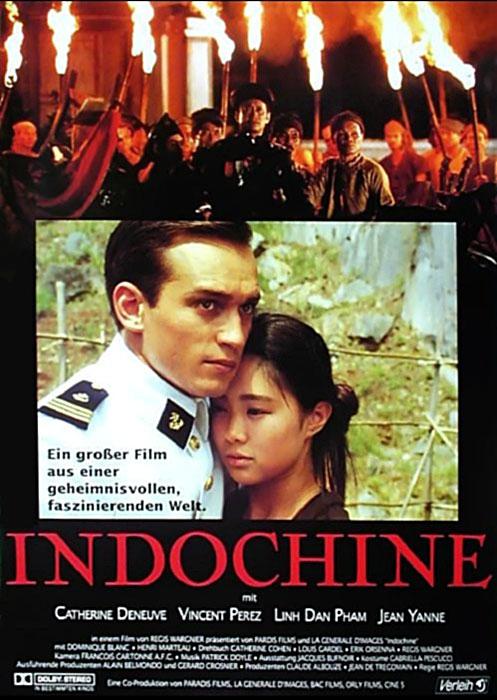 Индокитай (Indochine), 1992