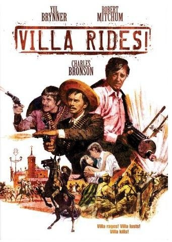 Вилья в седле (Villa Rides), 1968