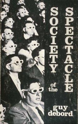 Общество спектакля (La société du spectacle), 1973
