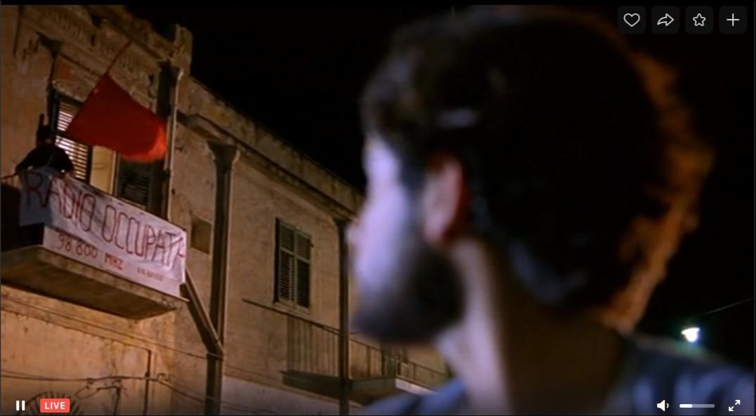 Не так давно публиковали клип группы Talco, посвящённый Джузеппе Импастато.