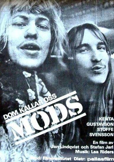 Нас называют неприкаянными (Dom kallar oss mods), 1968