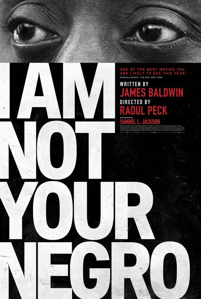 Я вам не негр (I Am Not Your Negro), 2016