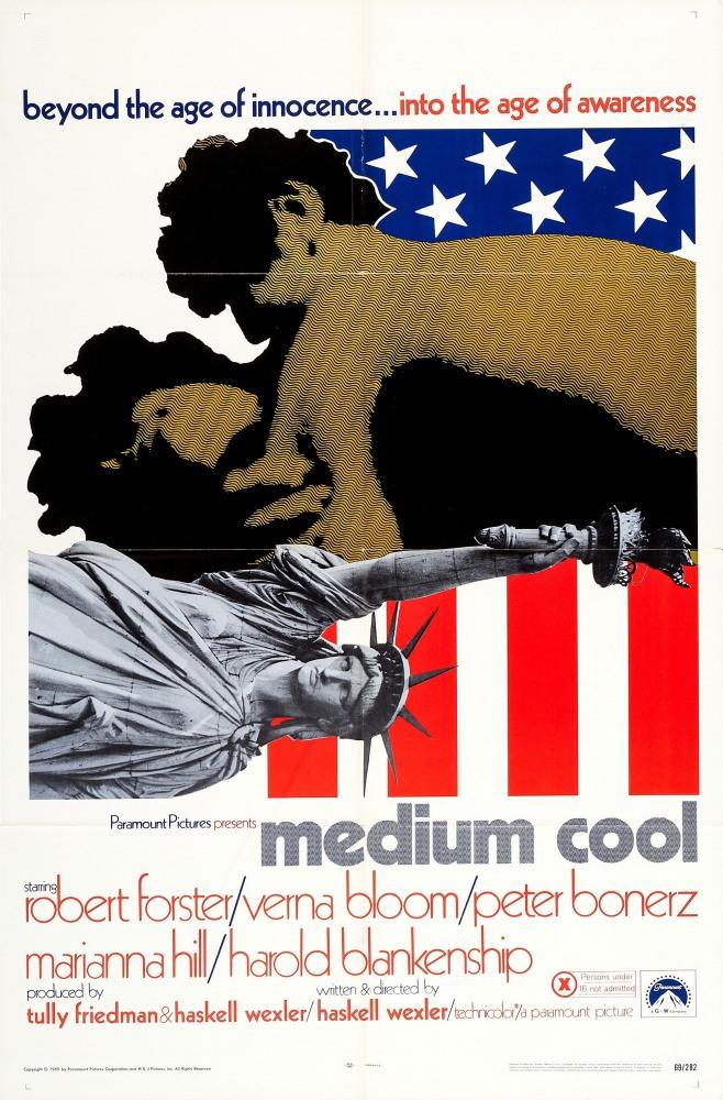 Холодным взором (Medium Cool), 1969