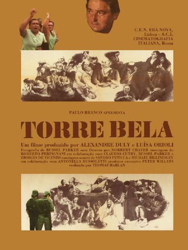 Торре Бела, 1975