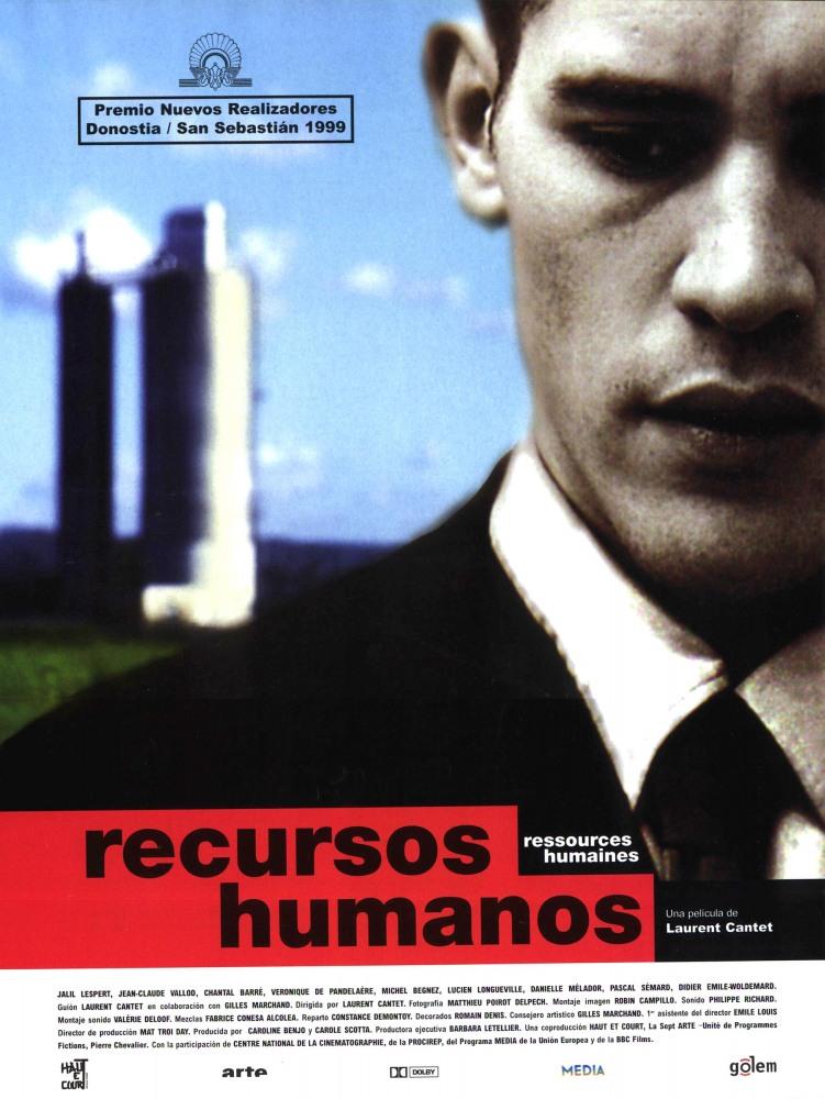 Человеческие ресурсы (Ressources humaines), 1999