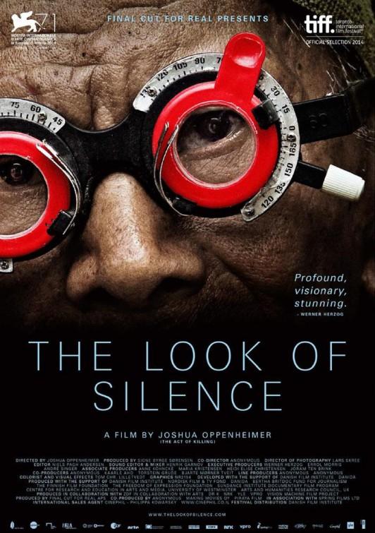 Взгляд тишины (The Look of Silence), 2014
