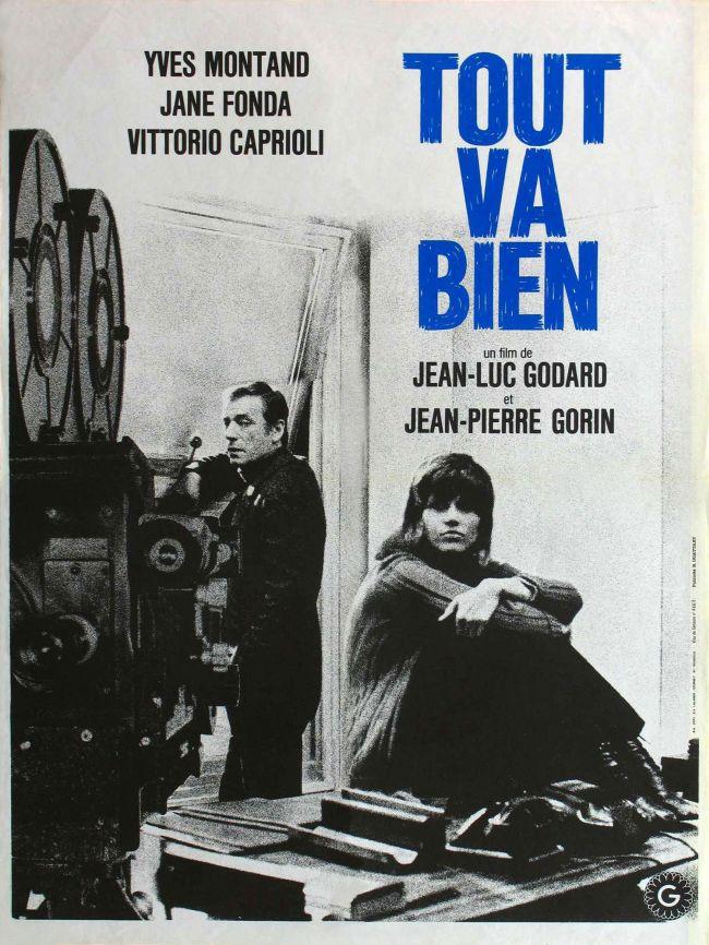 Всё в порядке (Tout va bien), 1972