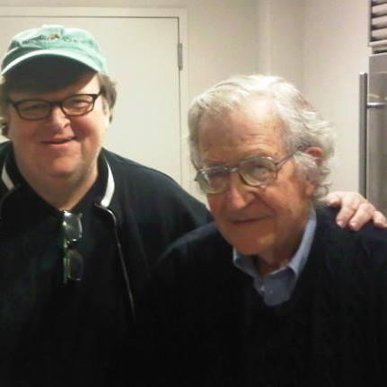 Сегодня свой 90-летний юбилей отмечает один из главных левых публичных интеллектуалов - Ноам Хомский.