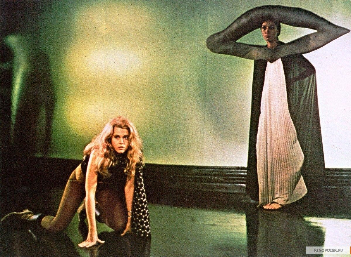 С этого фильма начинается левацкий период в жизни Джейн Фонды.