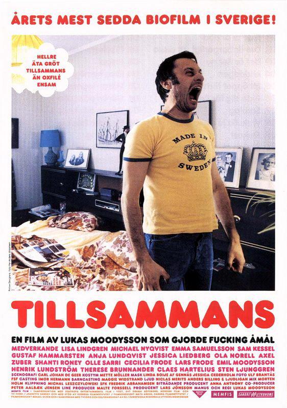 Вместе (Tillsammans), 2000
