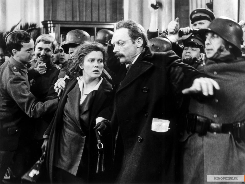 Роза Люксембург (Rosa Luxemburg), 1985