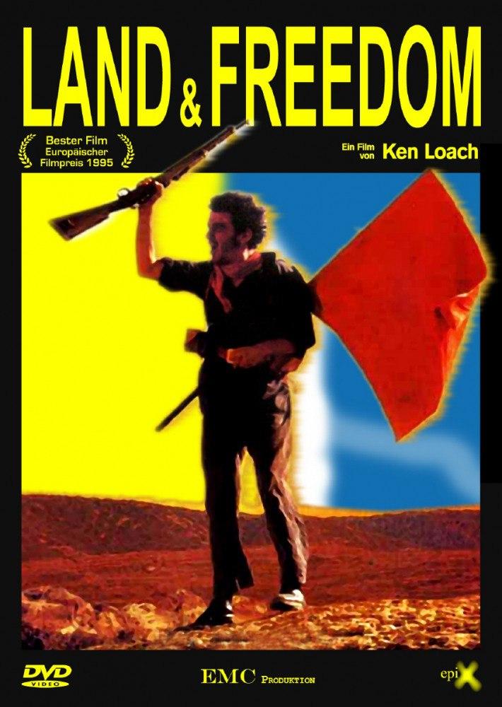 Земля и свобода (Land and Freedom), 1995