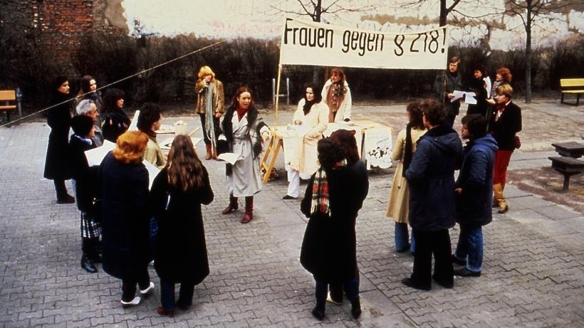 Свинцовые времена (Die bleierne Zeit), 1981
