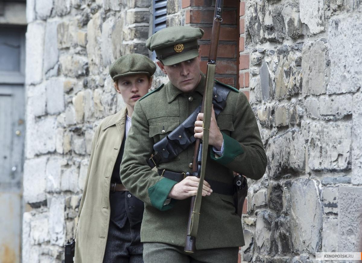 Сегодня у нас День Ирландии.