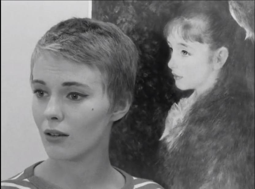 На последнем дыхании (À bout de souffle), 1960