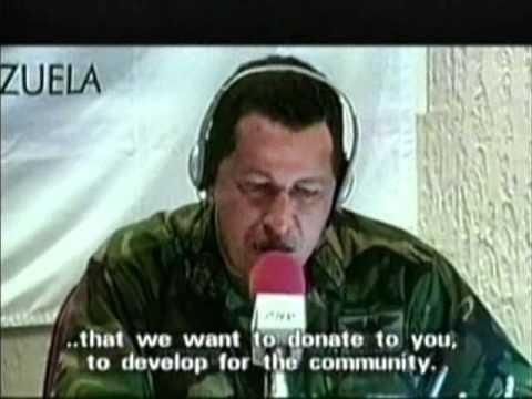 Чавес: посреди государственного переворота (Революцию не покажут по телевизору) (Chavez: Inside the Coup), 2003