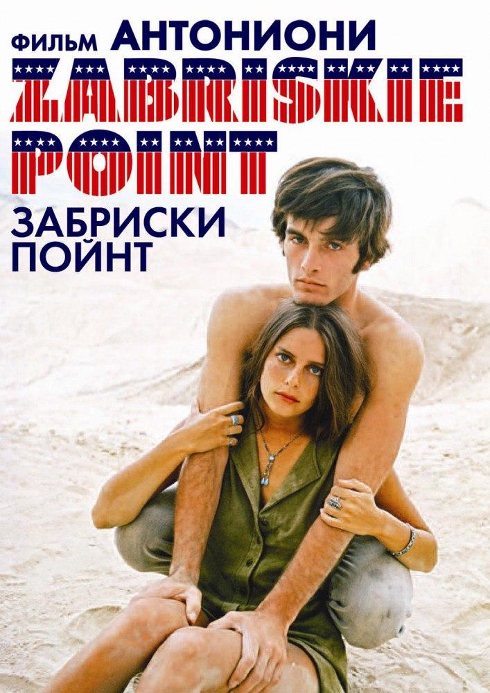 Забриски Пойнт, 1970, Реж.