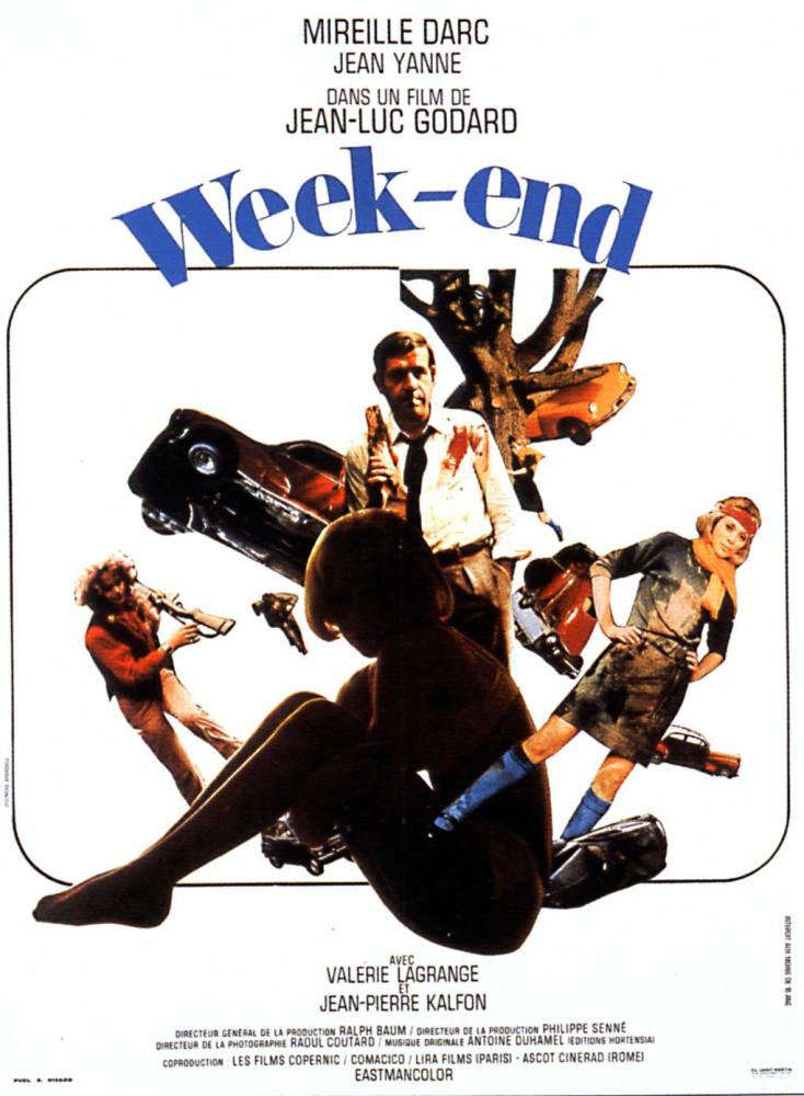Уик-энд (Week End), 1967