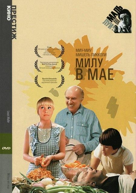 Милу в мае (Milou en mai), 1989